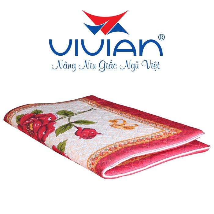 Nệm du lịch chất lượng cao câp Vivian 004