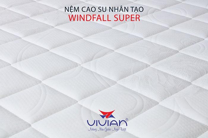 NỆm cao su nhân tạo cao cấp Winfal super 002