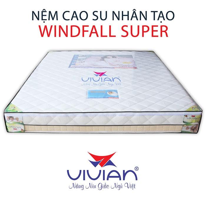 NỆm cao su nhân tạo cao cấp Winfal super 001