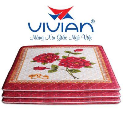 Nệm du lịch chất lượng cao câp Vivian 001