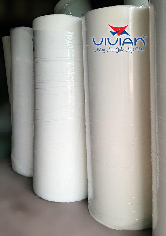 Mút cuộn cao cấp mousse vivian chất lượng cao