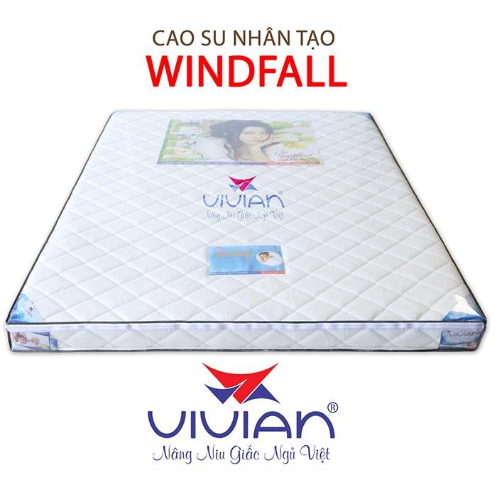 NỆm cao su nhân tạo 1 viền Winfall cao cấp 001